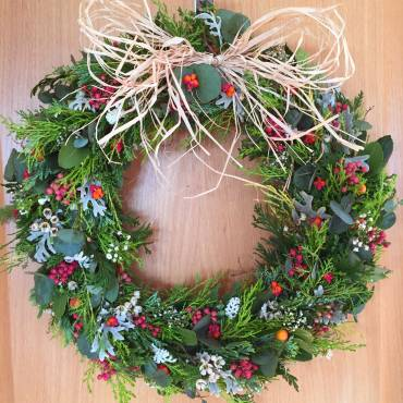 Coming Soon – Christmas Wreath Making Workshop